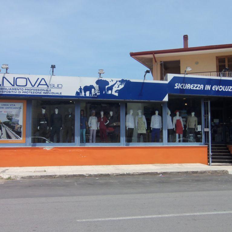 Abbigliamento professionale Palermo Gi.Nova. Sud